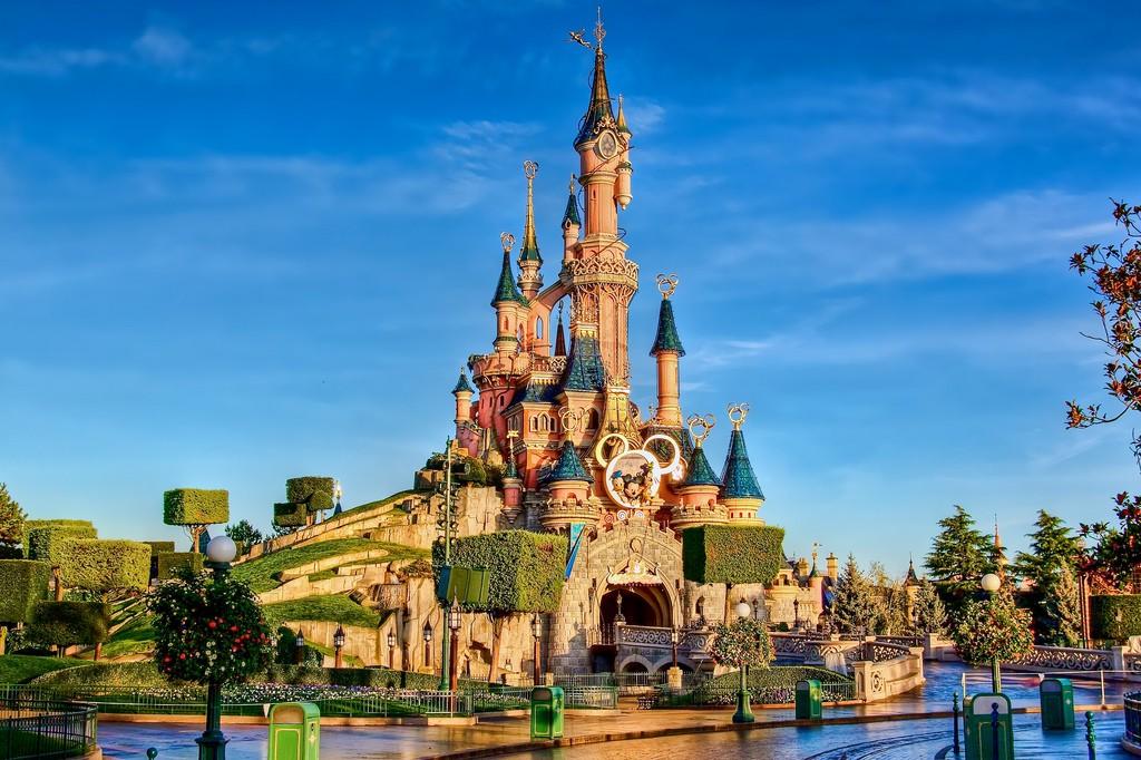 Dove vivono i sogni muoversi a disneyland parte 10 impero disney - Chateau la belle au bois dormant ...