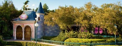 "Esterno del ""Princess Pavilion"""