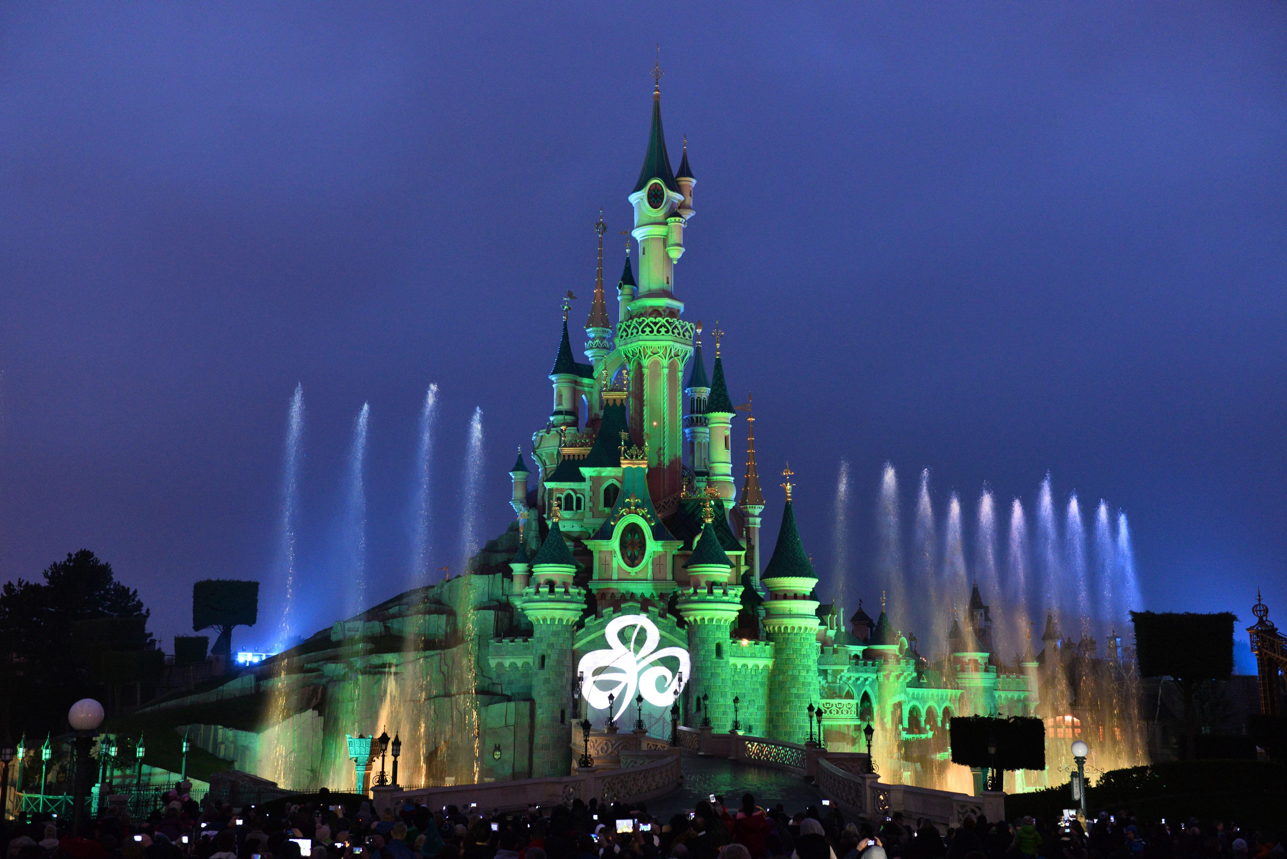 SLEEPING BEAUTY'S CASTLE AT DISNEYLAND® PARIS JOINS TOURISM I