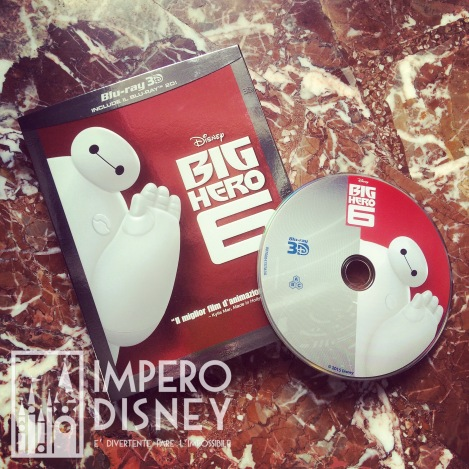 Blu ray big hero 6