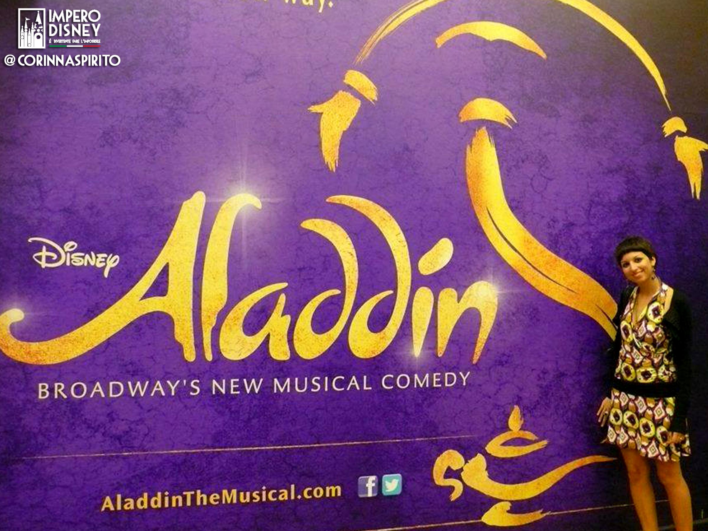 dal film al musical, aladdin – la recensione! | impero disney