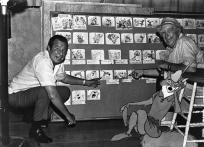 5) Il Libro della Giungla fu uno dei primi film ad avere un cast di doppiaggio formato quasi interamente da star del cinema o famosi comici americani come Phil Harris che fu scelto da Walt Disney in personaper dare la voce aBaloo.