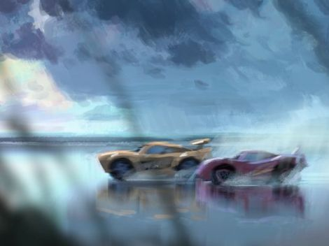 cars 3 concept