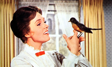 Mary Poppins … the original and best?