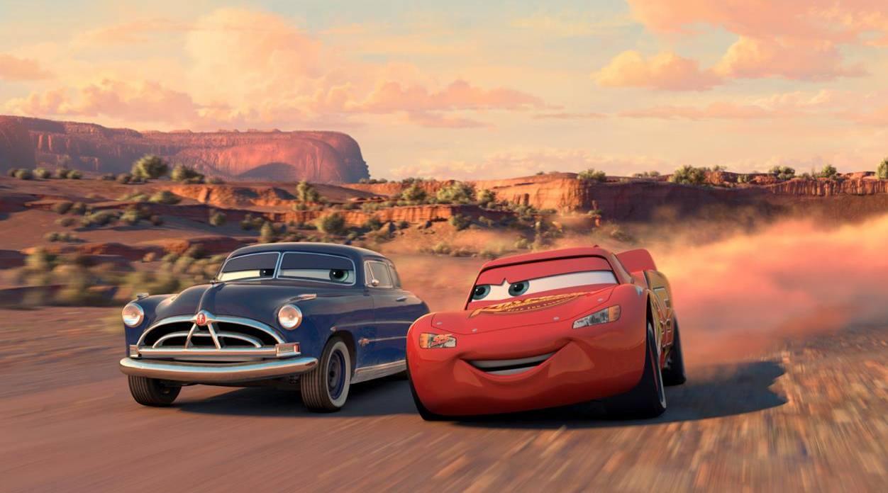 cars saetta doc hudson