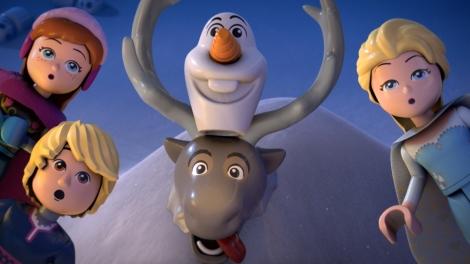 frozen northern lights personaggi lego