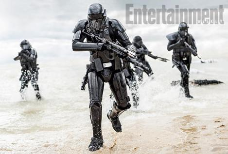 rogue one deathtrooper
