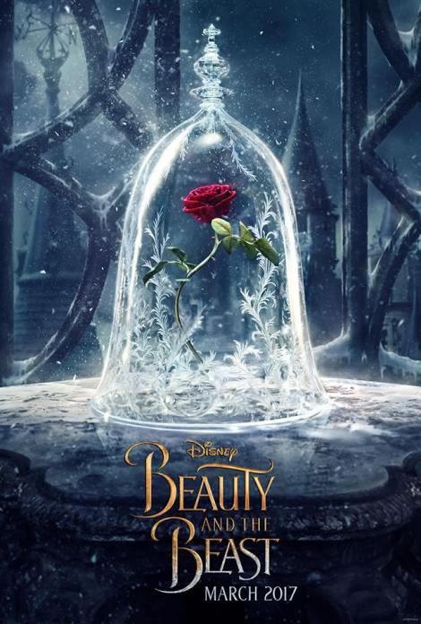 bella e la bestia teaser poster