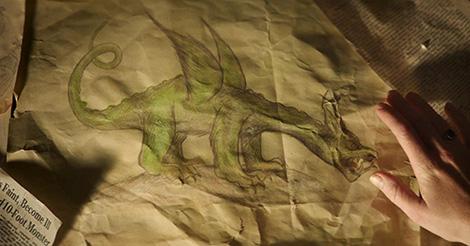 il-drago-invisibile-disney