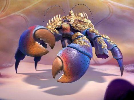 moana crab
