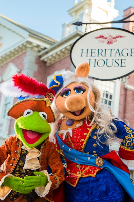 Muppets Live Show Debuts in Fall 2016 at Walt Disney World Resort