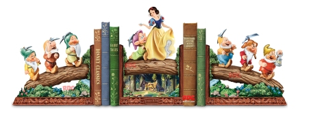 Snow-White-And-The-Seven-Dwarfs-Bookends-Collection