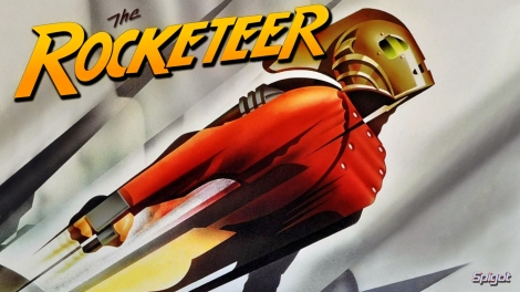 the rocketeer disney