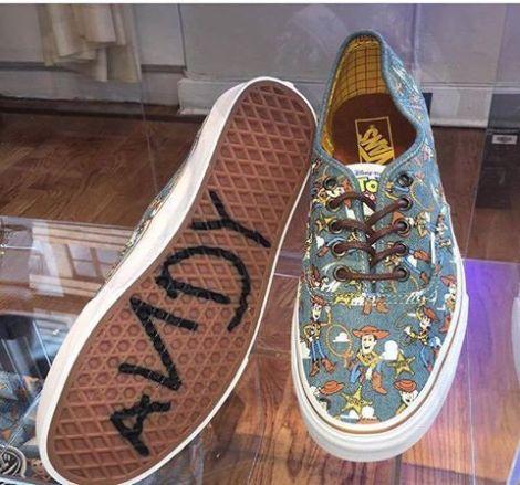 vans scarpe woody