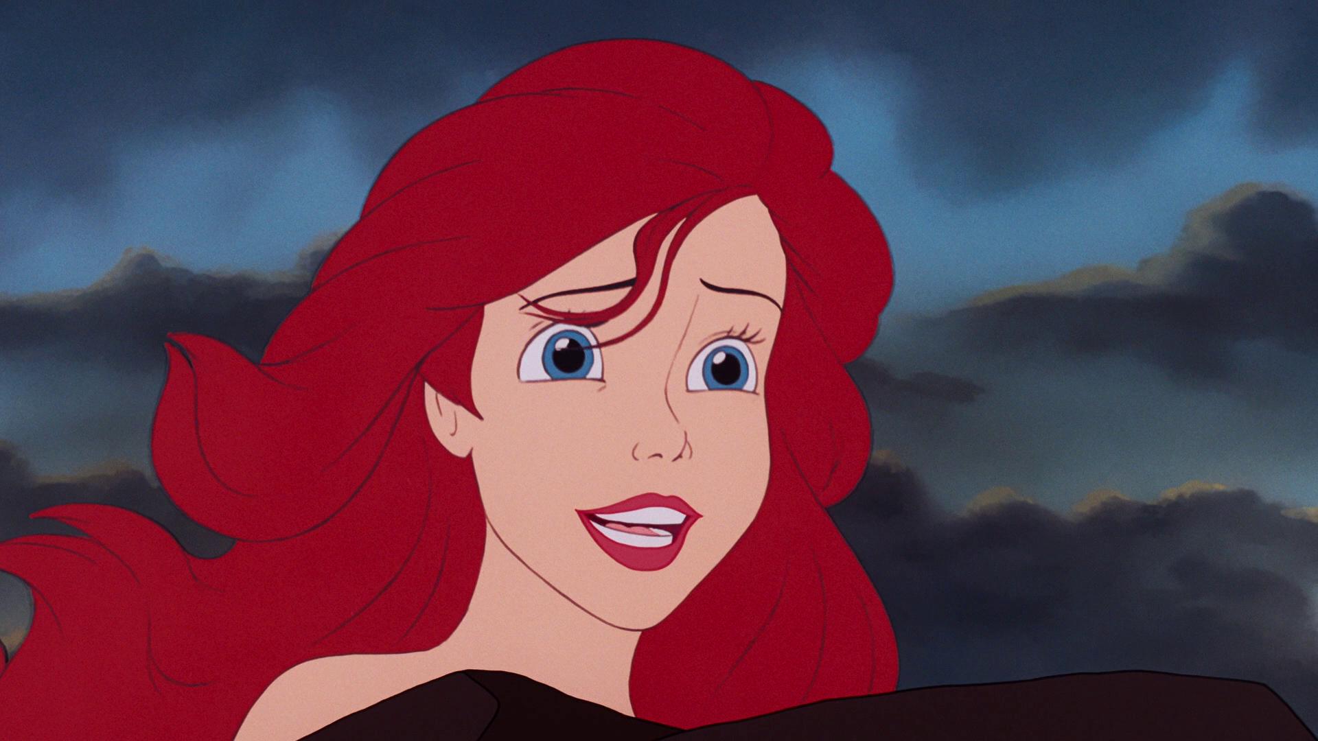 Ariel_Disney