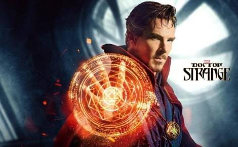 doctor strange marvel benedict cumberbatch