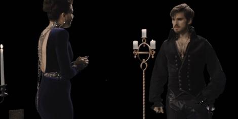 Once Upon a Time Hook Vs Regina