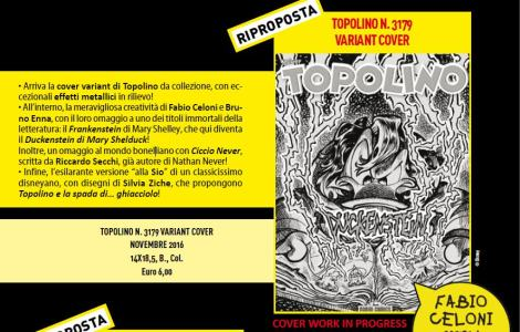 topolino-duckenstein-lucca-comics-variant-cover