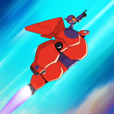 Big Hero 6 - Concept Serie