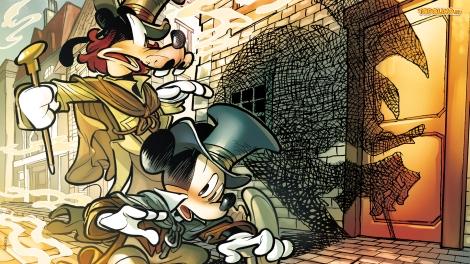 dottor ratkyll e mister hyde topolino