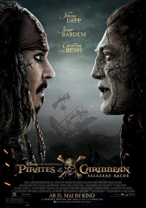 Pirati dei Caraibi - Poster 5