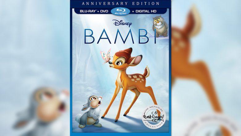 bambi signature edition blu ray