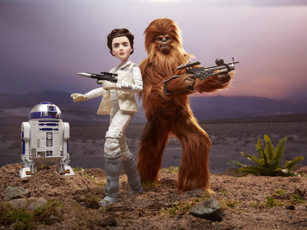 star wars forces of destiny bambole hasbro1