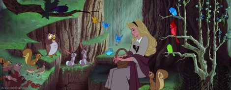 bella addormentata aurora sleeping beauty screencaps