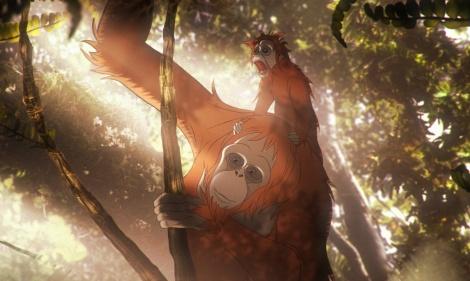 kensuke kingdom film animazione europa