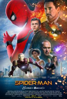 spiderman homecoming poster marvel