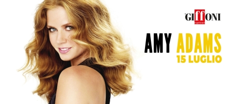 amy adams giffoni film festival