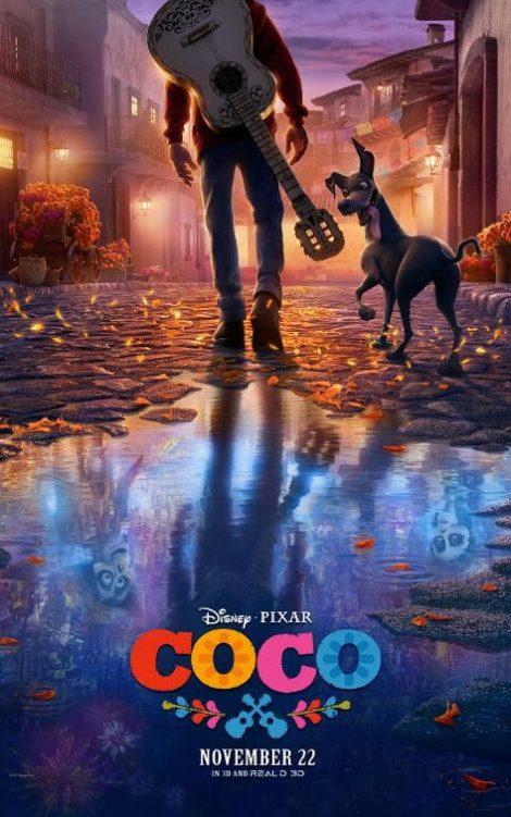 coco pixar nuovo poster lee unkrich film