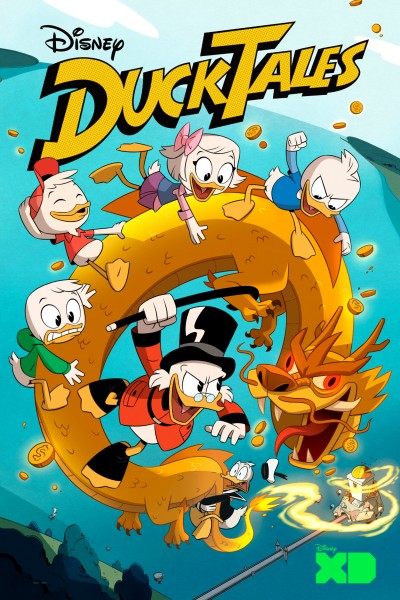 ducktales nuovo poster