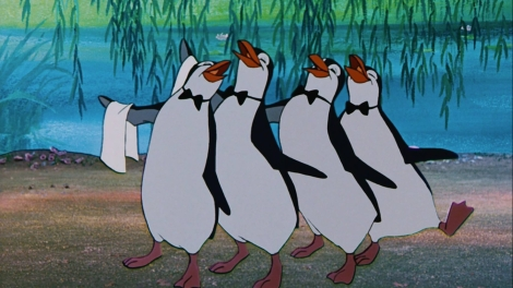 mary poppins returns omaggi originale pinguini