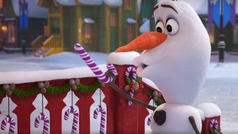 olaf frozen adventure cortometraggio frozen disney coco trailer