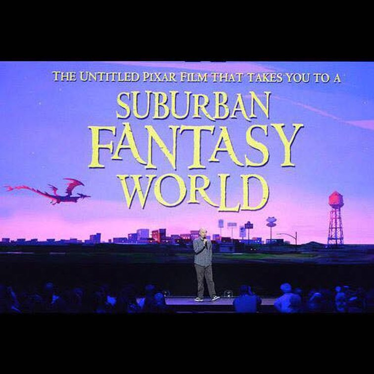 d23 expo nuovo progetto dan scanlon pixar suburban fantasy