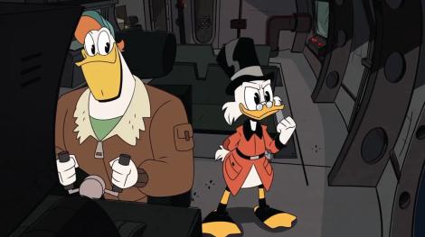 ducktales serie animata zio paperone jet mcquack