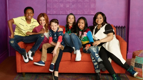 raven home serie disney channel sequel sigla foto ufficiale