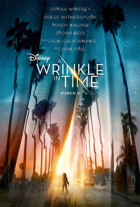 wrinkle in time teaser poster