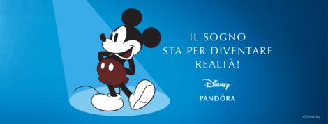 pandora disney gioielli charms italia