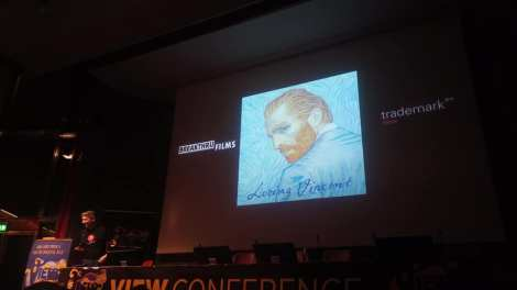 loving vincent view conference