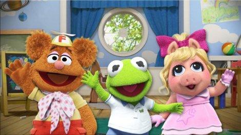 muppet babies serie animata disney junior 2018 prima immagine