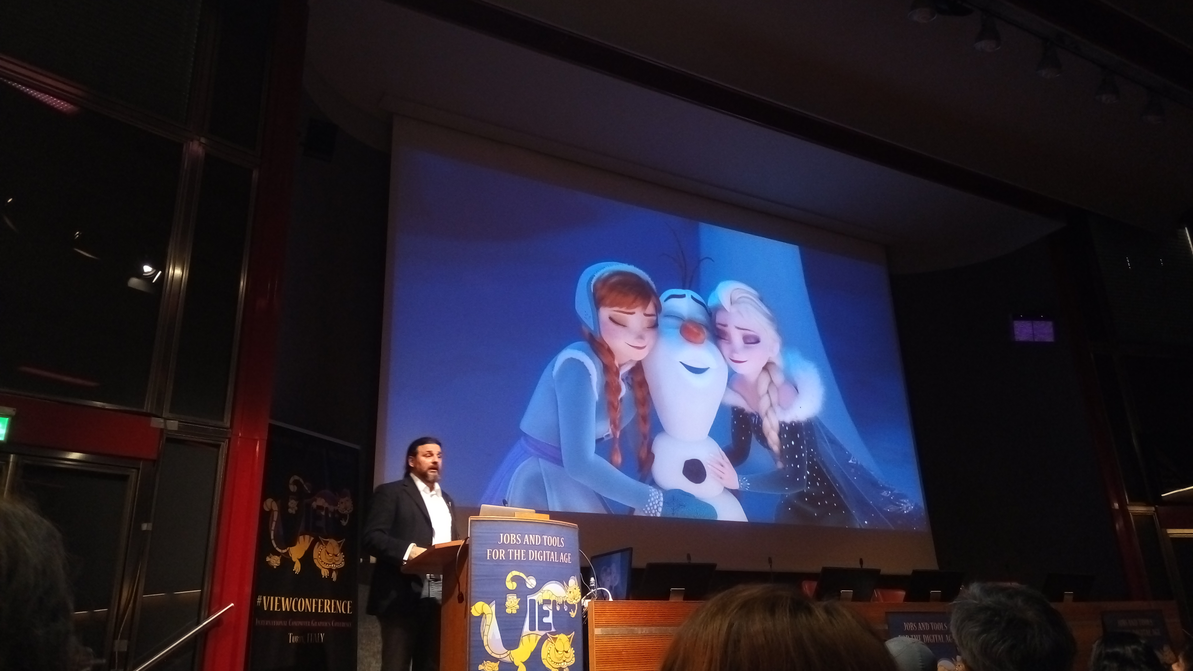 olaf frozen adventure jacomini view conference1