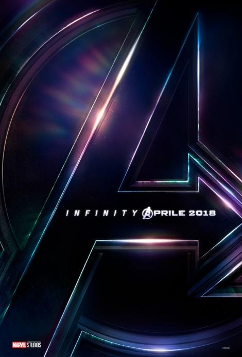 avengers infinity war teaser poster italiano