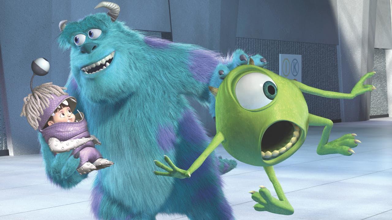 monsters and co pixar serie tv in arrivo 2019