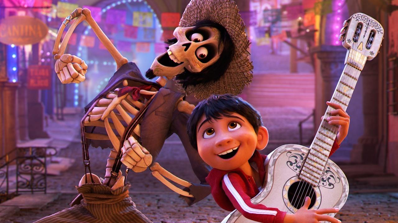 coco pixar animation studios lee unkrich film recensione