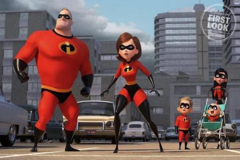 gli incredibili 2 sequel pixar prima immagine