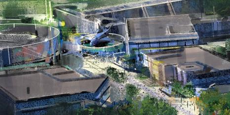 Disneyland Paris Nuove Aree Marvel Star War Frozen 2021 (2)