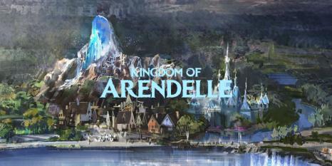 Disneyland Paris Nuove Aree Marvel Star War Frozen 2021 (3)