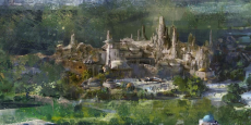 Disneyland Paris Nuove Aree Marvel Star War Frozen 2021 (4)